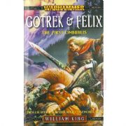 Gotrek & Felix The First Omnibus by William King Warhammer Fantasy book paperback (2006)